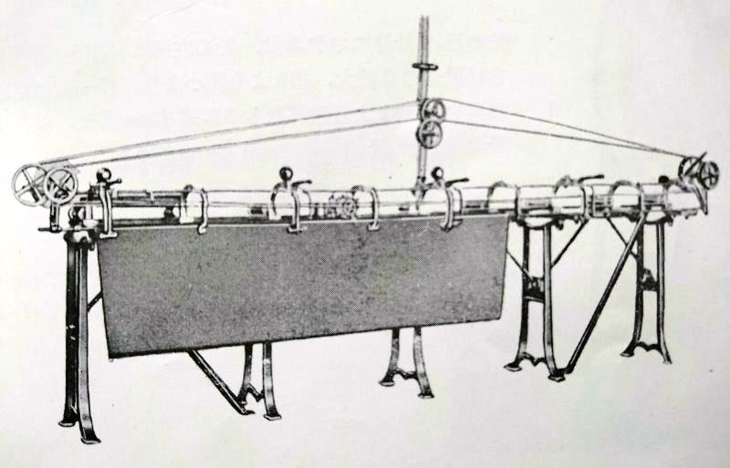 Singer 36-1:カーペット縫合機