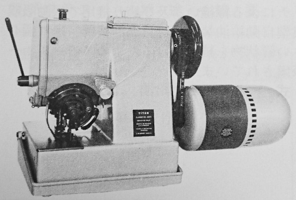 タイタン DK2200:房つけミシン