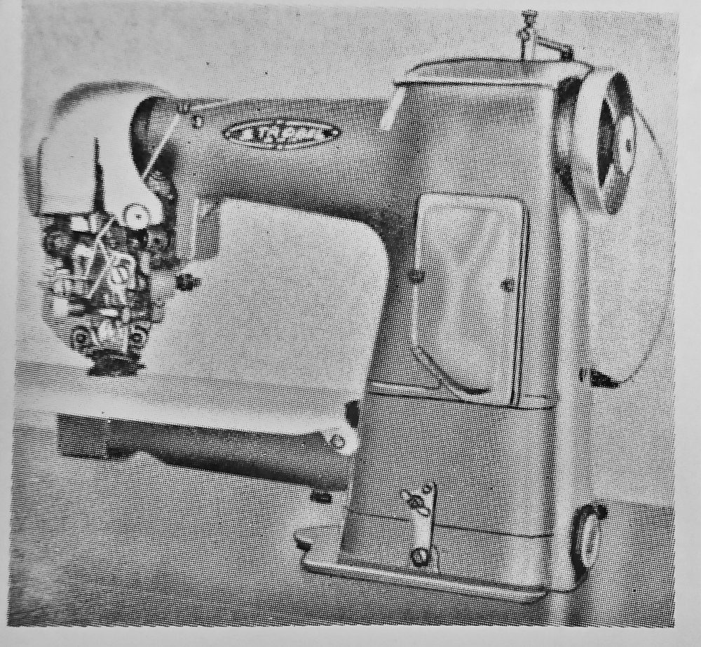 ストローベル 16-2:奥まつい縫い