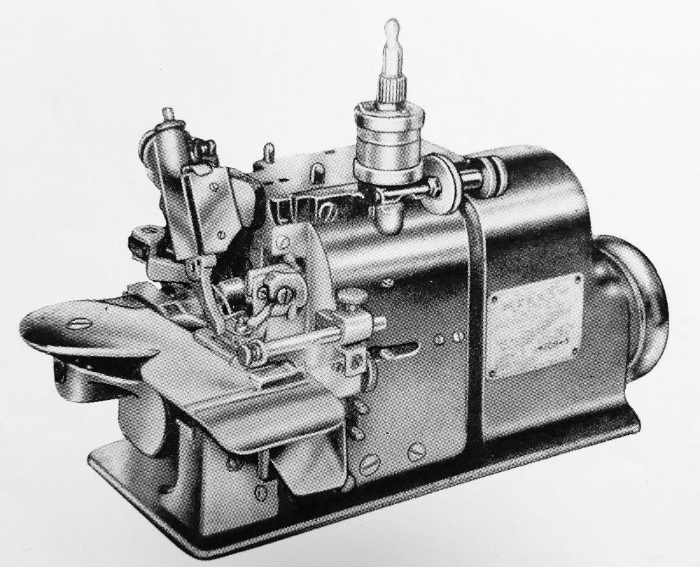 メロー A-3DW-4:オーバーロックミシン