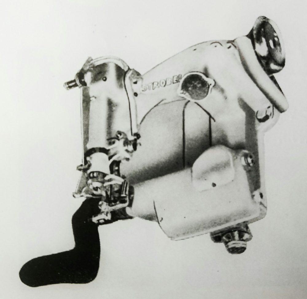 ストローベル 45-25:小型掬い縫い環縫ミシン