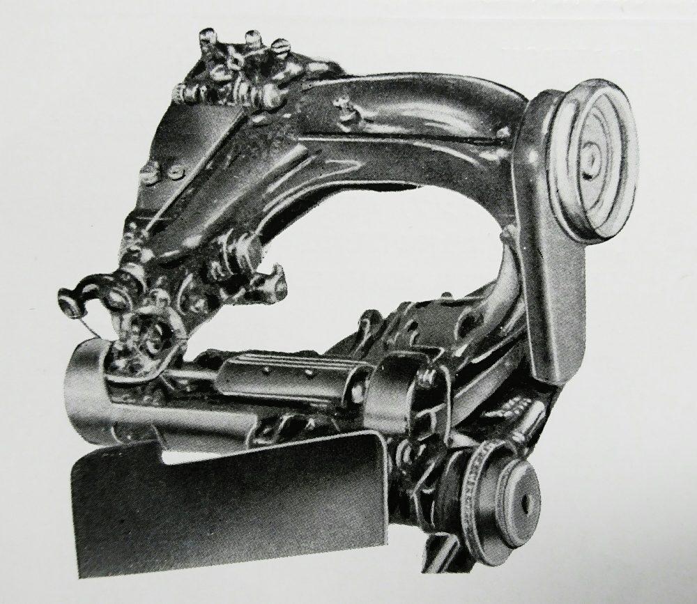 アメリカン・ブラインド・ステッチ 9SS-1