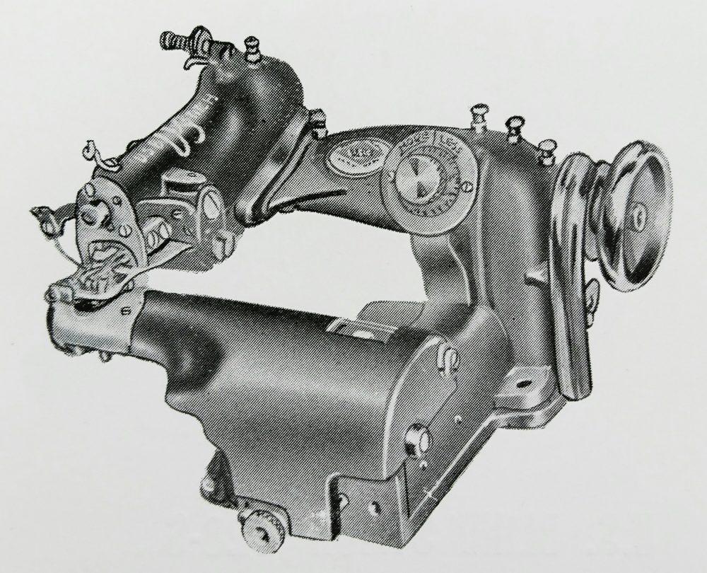 ユーエス・ブラインド・ステッチ 88CS-5:環縫ミシン