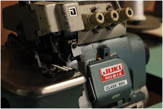 JUKI MO-814 CLASS BD4